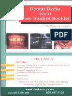 Dental decks- Part II Color Case Studies Booklet [2007-2008]