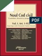 Noul Cod Civil Vol. I. Art. 1177-1210