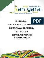 Herri programa Zirriborro  Eusk