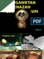 Embalming 1