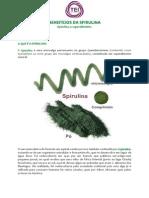 Benefícios da Spirulina