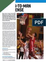 FIBA - A Man to Man Defence