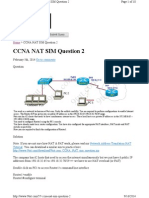 57 Ccna Nat Sim Question 2