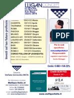 Mulligan Locandina Generale 2015