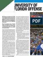 University of Florida Offence FIBA