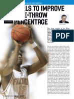 Free Throw Drills FIBA