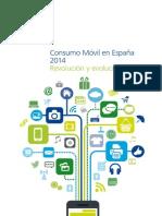 Consumo Móvil en España