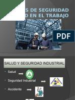 Retroalimentacion,Normas de Seguridad y Salud en El Trabajo