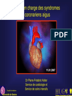 Cours Infirmiers CARDIO 11.01.07