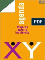 AGENDA DE MUJERES PARA LA INCIDENCIA compendio - MYRIAN GONZALEZ - PORTALGUARANI