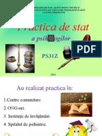 praktika studenti 2014