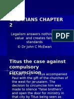 Galatians Chapter 2
