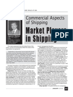 Market Players in Shipping