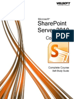 SharePoint Server 2010 Complete SelfStudyGuide