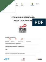 Formular Business Plan