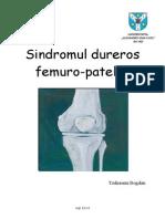 Sindromul Dureros Femuro-patelar [Referat Balneo]