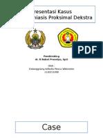 Presentasi Kasus Urolitiasis