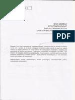 QUÉRÉ Louis - D Un Modele Epistemologique Da La Commun Ic_ation A