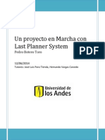 Proyecto de Grado de Pregrado Pedro Botero Toro