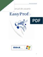 Guia Usuario EasyProf
