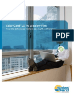Overview of Solar Gard Middle East