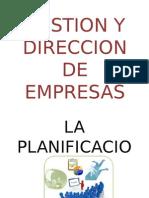 Sesion III - Gestion y Direccion de Empresas (1)