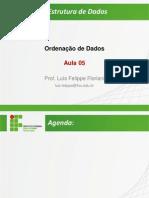 Aula05_ClassificaçãoDosDados(Ordenação)..pdf