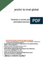 Starea Bancilor La Nivel Global