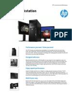HP Z420 Quick Specs