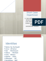 Presentasi Hipertiroid