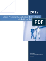 Curso PoliTica Habitacional 2012