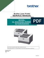 BROTHER Service Manual.pdf