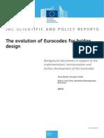 Evolution of Eurocodes for Bridges