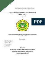 Askep Pre Dan Post Operasi Pada Sistem Pernafasan