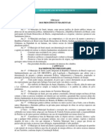Lei Orgânica Do Municipio de Juruti