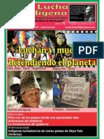 Lucha Indígena 100 - Edición Especial