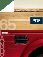 Land Rover 65 Year Anniversary Tcm296 97844