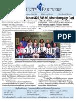 Community Partners Jan 2015 Newsletter