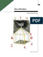 Cardona_Estética Analítica y Literatura