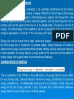 Fundamentals of Mass and Energy Balances