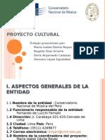Proyecto Cultural