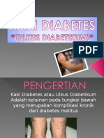 Penyuluhan Kaki Diabetes Ppt