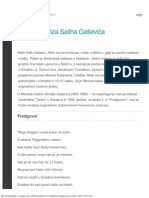 Mevlud Hafiza Saliha Gaševića