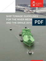 Ship Towage Guidelines Medway