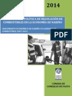 Impacto Politica Regulacion Combustibles