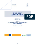 Bases Hematología
