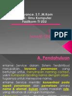 Name Services