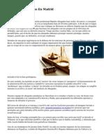 Abogados Penalistas En Madrid