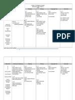 Yearly Scheme of Work-y4 2015