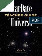 StarDate Teacher Guide 2008